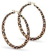 See this and similar Star by Julien Macdonald earrings - Leopard print hoop earring Animal Print Outfits, Animal Print Fashion, Animal Prints, Etsy Jewelry, Jewelry Box, Jewelry Accessories, Jewlery, Motif Leopard, Leopard Prints