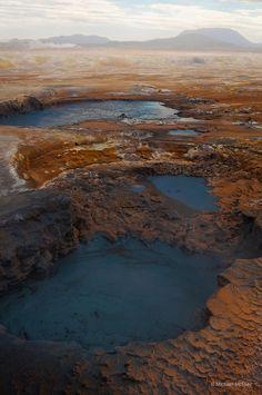 Landscape near Myvatn, Iceland by Michael McRuiz on 500px