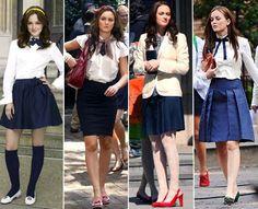 """O estilo patricinha de Blair, de """"Gossip Girl"""" - Moda - CAPRICHO"""