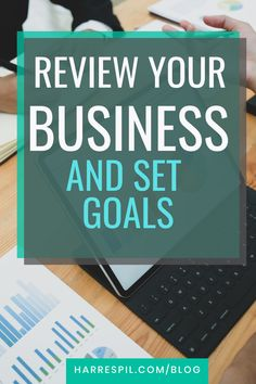 Learn how to review your past actions and set goals for the next quarter or the next year  #businesstips #entrepreneur #solopreneur #freelancer #workfromhome #productivity #planning Morning Pages, Best Track, Achieving Goals, Previous Year, Business Advice, Setting Goals, Growing Your Business, Personal Development, No Time For Me