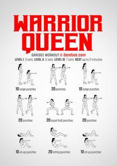 Warrior Queen Workout