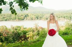 From a wedding at the Thayer Hotel, as spotted on the blog of Stripling Photography.