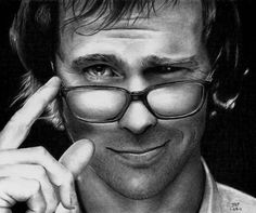 Ultimate collection of celebrities pencil art-Ben Folds Ben Folds, Pencil Art, Pencil Drawings, Art Drawings, Monica Lee, Piano Man, Famous Stars, Celebrity Portraits, Ultimate Collection