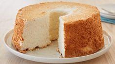 Heavenly Angel Food Cake. Betty Crocker