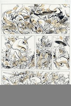 Heavy Metal, tome 1, planche n° 52