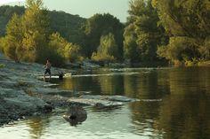 Julia  River childhood  France