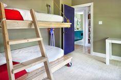 Camas beliche: 16 ideias para você aplicar no quarto dos seus filhos…