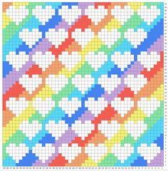 This pattern is for a Corner to Corner Pillow Case (or covering). Crochet Hook Sizes, Crochet Chart, Filet Crochet, Diy Crochet, Crochet Baby, C2c Crochet Blanket, Crochet Blocks, Crochet Blanket Patterns, Baby Cross Stitch Patterns