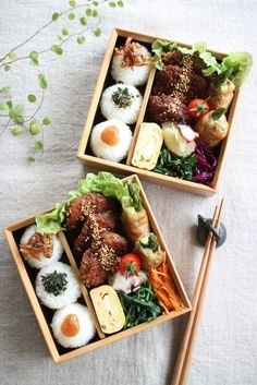 Bento for lunch specials? Bento Recipes, Cooking Recipes, Healthy Recipes, Bento Ideas, Cooking Tips, Lunch Ideas, Cute Food, Yummy Food, Korean Food Recipes
