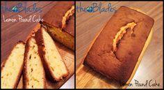 Lemon Pound Cake Thermomix Recipe