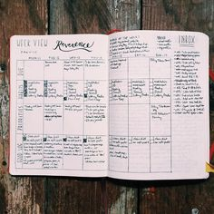 """#planwithmechallenge Didn't work: Here's a weekly spread I tried last month that just didn't work for me, which is a shame bc I thought it looked great.…"""