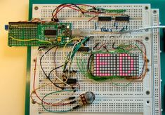 Led Matrix Circuit Diagram Lovely Lab 15 Scrolling Text Message On An Led Dot Matrix Display Of Led Matrix Circuit Diagram Best Of Arduino Alcohol Detector Circuit Diagram Scrolling Text, Pic Microcontroller, Arduino Projects, Circuit Diagram, Columns, Text Messages, Monochrome, Lab, Alcohol