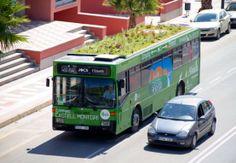 Buses and trucks bringing benefits to the cities with Phyto Kinetic project | Ônibus e caminhões trazendo benefícios para as cidades com o projeto Phyto Kinetic
