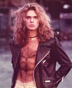 David Lee Roth ~ Born October 10, 1954 (age 61) in Bloomington, Indiana, US. American rock vocalist, songwriter, actor, author, and former radio personality. In 2007, he was inducted into the Rock and Roll Hall of Fame. Roth is best known as the original (1974–1985) and current (2006–present) lead singer of the Pasadena, California-based hard rock band Van Halen. He is also known as a successful solo artist, releasing numerous RIAA-certified Gold and Platinum records.