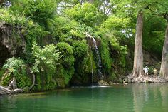 Top Swimming Holes in Austin - 365 Things to Do in Austin, TX