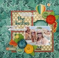 A Project by Robbielh1 from our Scrapbooking Gallery originally submitted 06/26/13 at 09:06 AM