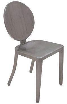 Elizabeth Chair. Available at Design Solutions (143 King Street East, Toronto, www.designsolutionsinc.ca)