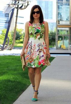 Great dress for spring