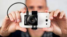 Therm-App Wärmebildkamera für Android