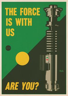 Star Wars: The Force is With Us... Are You?