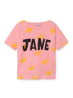 Bloonmer Mens Comfortable Jane Short Sleeve Tee