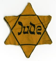 Come see Eva Beckmann's Star of David on display at the Museum. Beckmann is a survivor of the Auschwitz-Birkenau concentration camp
