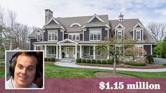ESPN personality Colin Cowherd sells Connecticut home at a loss