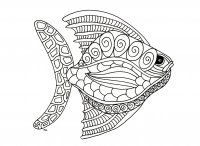 Display image coloring-fish-zentangle-step-1-by-olivier