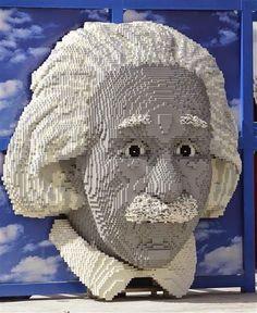 Beradeiro Curioso: 10 OBRAS DE ARTE FEITAS COM LEGO