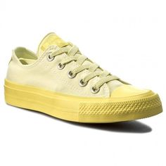 Converse Chuck Taylor Alla Star II OX Lemon Haze Fresh Yellow | Footshop