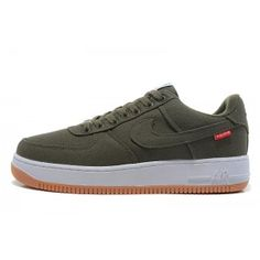 Nike Supreme x Nike Air Force 1 Low 30th Anniversary