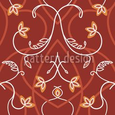Flower Branches On The Gothic Gate Seamless Pattern Vektor Muster, Gothic Flowers, Floral Artwork, Flower Branch, Floral Illustrations, Vector Pattern, Vector File, Surface Design, Patterns