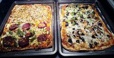 PIZZA Lasagna, Quiche, Breakfast, Ethnic Recipes, Food, Tarts, Morning Coffee, Meal, Essen