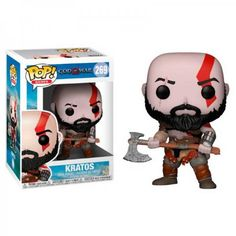 Figura Funko Pop God of War Kratos
