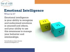 People with high emotional intelligence are usually successful in most things they do. High Emotional Intelligence, Behavior, Success, Relationship, Emotional Intelligence, Behance, Relationships