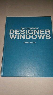 Medical device register book set vol i ii 25th anniversary ed do it yourself designer windows by carol boyle 1985 hardcover home improvement solutioingenieria Gallery