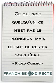 Citation de Paulo Coelho #citations #motivation