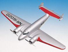 Amelia Earhart's Lockheed Electra 10E