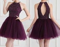 Short Prom Dress, Purple Prom Gown with Beaded, Prom Party Dress, Party Gowns, Homecoming Dress – ………★… Homecoming Dresses………. Grad Dresses Short, Hoco Dresses, Prom Party Dresses, Party Gowns, Pretty Dresses, Homecoming Dresses, Sexy Dresses, Formal Dresses, Short Prom