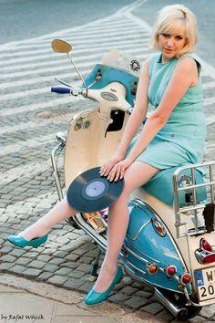 #vespa #scooter