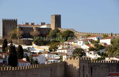 Óbidos, one of the most picturesque medieval villages in Portugal, since the 12th century