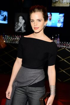 Emma attends TIME 100 Gala on April, 21