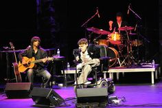 Justin Hines (pictured here) with special guest David Myles - November 17, 2011