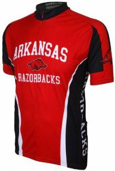 University of Arkansas Razorbacks Cycling Jersey 961607f8b