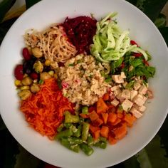 "Photo of VegetaBowl  by <a href=""/members/profile/community"">community</a> <br/>quinoa bowl  <br/> October 8, 2015  - <a href='/contact/abuse/image/64003/120641'>Report</a>"