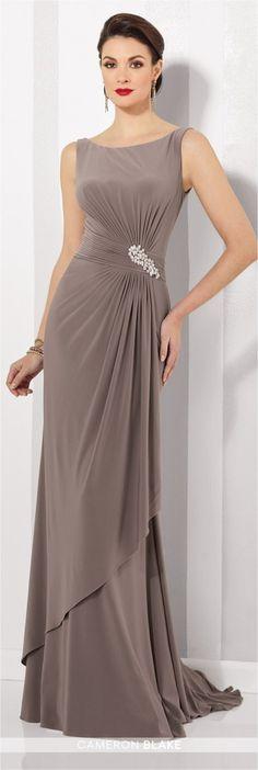 Elegant Mother Of The Bride Dresses Trends Inspiration & Ideas (164)