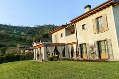 Beautiful French House In Italy |