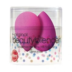 Beautyblender Makeup Sponges | 26 Beauty Products Only A Genius Could Have Invented!! I love this thing!!