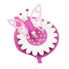93 beste afbeeldingen van vlinder kinder kamer baby 2 lights pendants en baby favors - Wandleuchte baby ...