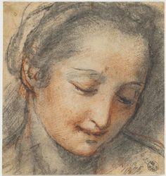 Raffaello, Parmigianino, Barocci. Un incrocio di sguardi